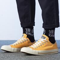 Converse匡威 男鞋 ALL STAR运动低帮帆布鞋 165692