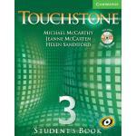 【预订】Touchstone Level 3 [With CDROM and CD]