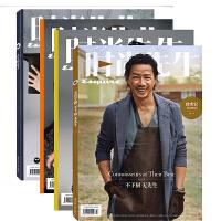 【12本打包】时尚先生杂志2021年4月+2020年4本+2019年3本+智族/芭莎/时尚健康随机4本男士时装服装过期刊