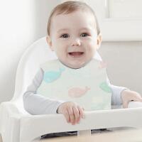 【免洗 新春出游好帮手】蓓臣 婴幼儿免洗围兜 宝宝口水巾一次性即用即扔舒适卫生