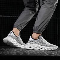 休闲鞋男鞋2019夏季的鞋子板鞋透气男士帆布鞋韩版潮流学生百搭运动鞋子