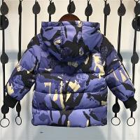 宝宝棉衣中小童冬装男童上衣棉袄冬季外套衣服潮