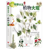 """科学大王:植物大观(散文式科普读物!""""硬核""""科普知识与范本式的流畅文字完美融合!)"""