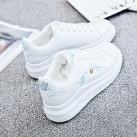 小白鞋女春季鞋子2019新款百搭韩版学生港风原宿板鞋潮鞋