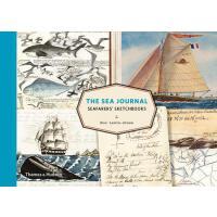 正版 The Sea Journal: Seafarers' Sketchbooks 航海日志 海员写生簿 美术绘画与航