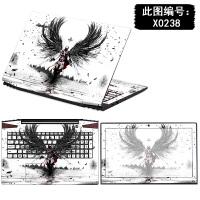 联想笔记本外壳膜V330 MIIX520 V110 V730贴膜Yoga730 720-15贴纸