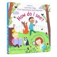 Usborne First Questions and Answers How do I see 我们怎么看见东西的