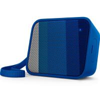 飞利浦(PHILIPS)BT110A 音乐魔盒 蓝牙音箱 防水便携迷你音响 手机/电脑外响 低音炮 户外运动 免提通话
