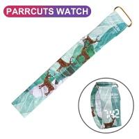 纸手表纸质防水黑科技智能手表创意抖音手表男女朋友生日礼物 35mm