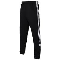Adidas阿迪达斯男裤加绒运动裤休闲收口长裤EI9004