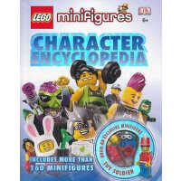 LEGO・ Minifigures Character Encyclopedia 乐高系列:迷你人仔大全(精装) IS