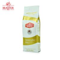JUJIANG/巨匠 精选金标 蓝山大豆咖啡豆500g 进口现磨纯黑咖啡粉