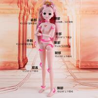 洋娃娃套装大礼盒婚纱女孩儿童玩具60CM