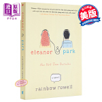 【中商原版】这不是告别 伊莲娜与帕克 英文原版 青春文学小说 Eleanor & Park Rainbow Rowel