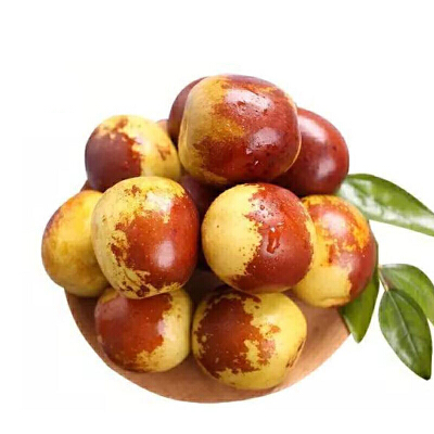 【镇安馆】山东特产沾化冬枣1kg 时令生鲜水果脆甜冬枣