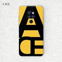 贴膜 华为手机创意手机壳贴膜 Mate20保护贴纸 个性彩膜贴纸 新品