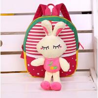 幼儿园双肩包1-2-3岁宝宝小书包可爱背包卡通包男女儿童
