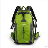 休闲度假大容量背包耐磨耐用男女徒步背包旅行背包户外包登山包双肩包