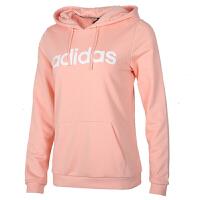 Adidas阿迪达斯女装NEO运动卫衣休闲套头衫EI4666
