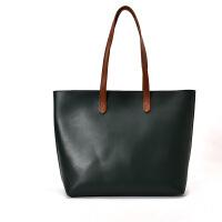 大包包新款日韩版复古百搭女包休闲大容量手提单肩大包托特包