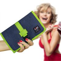 旅行配件包收纳袋出差数据线收纳整理包数码配件旅游收纳包