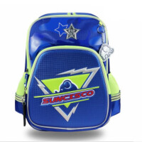 新仕高学生书包 CF0049小学生背包 粉色/蓝绿色休闲双肩包 旅行包
