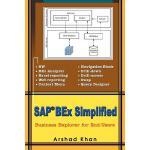 【预订】SAP(R) Bex Simplified: Business Explorer for End-Users