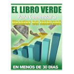 【预订】El Libro Verde Para Comenzar a Vender En Internet: Gana