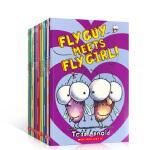 【送音频】英文原版hi Fly Guy苍蝇小子全套15本绘本flyguy全彩英语初级章节桥梁书5-9岁培养孩子独立习惯