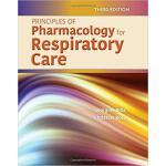 【预订】Principles of Pharmacology for Respiratory Care 9781284