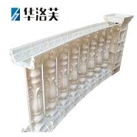 家里的装饰品欧式水泥构件罗马柱模具兰花花瓶模具阳台现浇塑钢护栏J