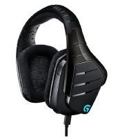 罗技(Logitech)G633 ARTEMIS SPECTRUM RGB 7.1 环绕声游戏耳机麦克风 电竞耳机 耳