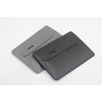 �p薄新款 �O果平板��X保�o套 iPad mini5 皮套 直插袋�饶�包�P插 ��C版 黑色