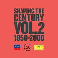 现货 塑造世纪 近现代50音乐名家作品集卷二 26CD Shaping The Century: Volume 2 1