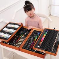 儿童水彩笔套装幼儿园画画笔初学者用画笔36色宝宝绘画颜色笔手绘彩笔多功能安全可水洗彩色笔