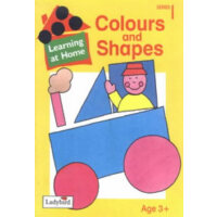 Learning at Home:Colours and Shapes在家学:颜色和形状ISBN97807214334