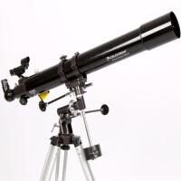 买一送三 675倍 星特朗80EQ 80/900折射式入门天文望远镜 观天观景天地两用 可接手机相机摄影拍照
