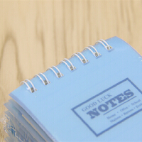创意活页笔记本随身便签本迷你小本子A7便携线圈本学生文具记事本