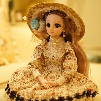 芭比日记60厘米cm大号洋娃娃套装礼盒儿童女孩玩具仿真公主