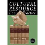 【预订】Cultural Resource Laws and Practice