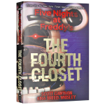 现货玩具熊的五夜后宫 英文原版 Five Nights at Freddy's 第四个衣柜 The Fourth Cl