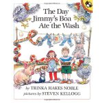 The Day Jimmy's Boa Ate the Wash史蒂文-凯洛格幻想绘本系列:吉米的蟒蛇吞了衣服ISBN