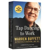 正版跳着踢踏舞去上班 英文原版 Tap Dancing to Work 全英文版 股市金融经济投资管理学书籍 巴菲特亲