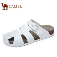 camel骆驼男拖鞋 2017春季新款 日常休闲鞋 轻便舒适沙滩凉拖鞋