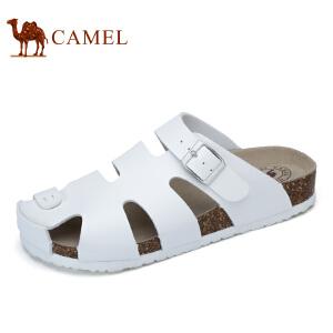 camel骆驼男拖鞋  春季新款 日常休闲鞋 轻便舒适沙滩凉拖鞋