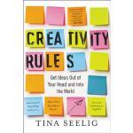 【预订】Creativity Rules Get Ideas Out of Your Head and into th