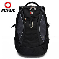SWISSGEAR瑞士军刀双肩包 男女15.6英寸笔记本电脑包 韩版休闲运动学生书包