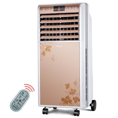 格力(GREE)空调扇KS-0701RD-WG冷暖两用 广角送风 家用电风扇 冷风扇 冷暖两用调节 15h超长预约 节能省电