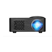 2018新款迷你家用投影仪LED便携微型投影机支持1080p高清投影 支持多种设备 有内置电款可选池