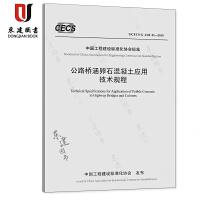 公路桥涵卵石混凝土应用技术规程(TCECS GU20-01-2019)
